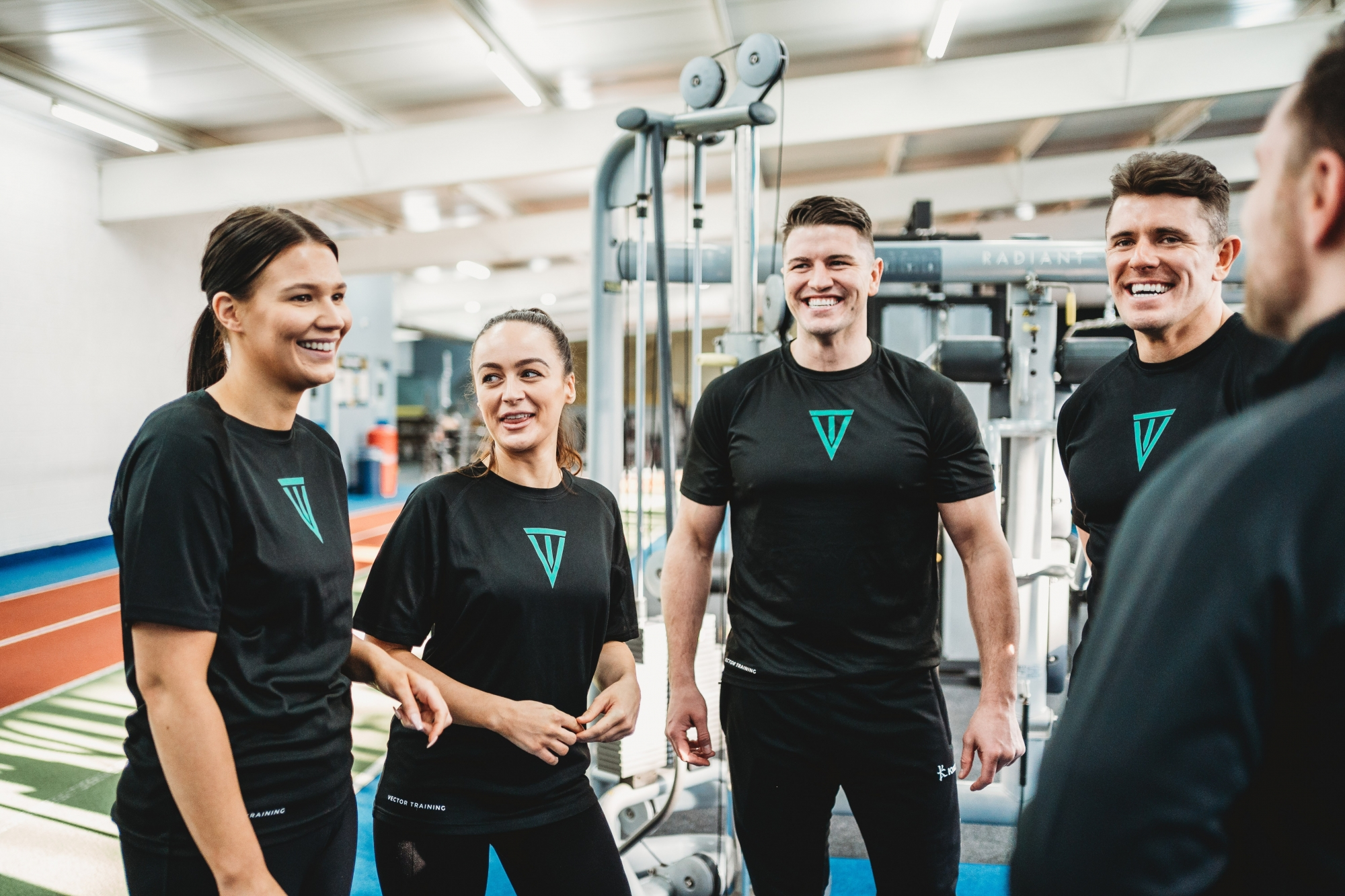 Vector Training total fitness course