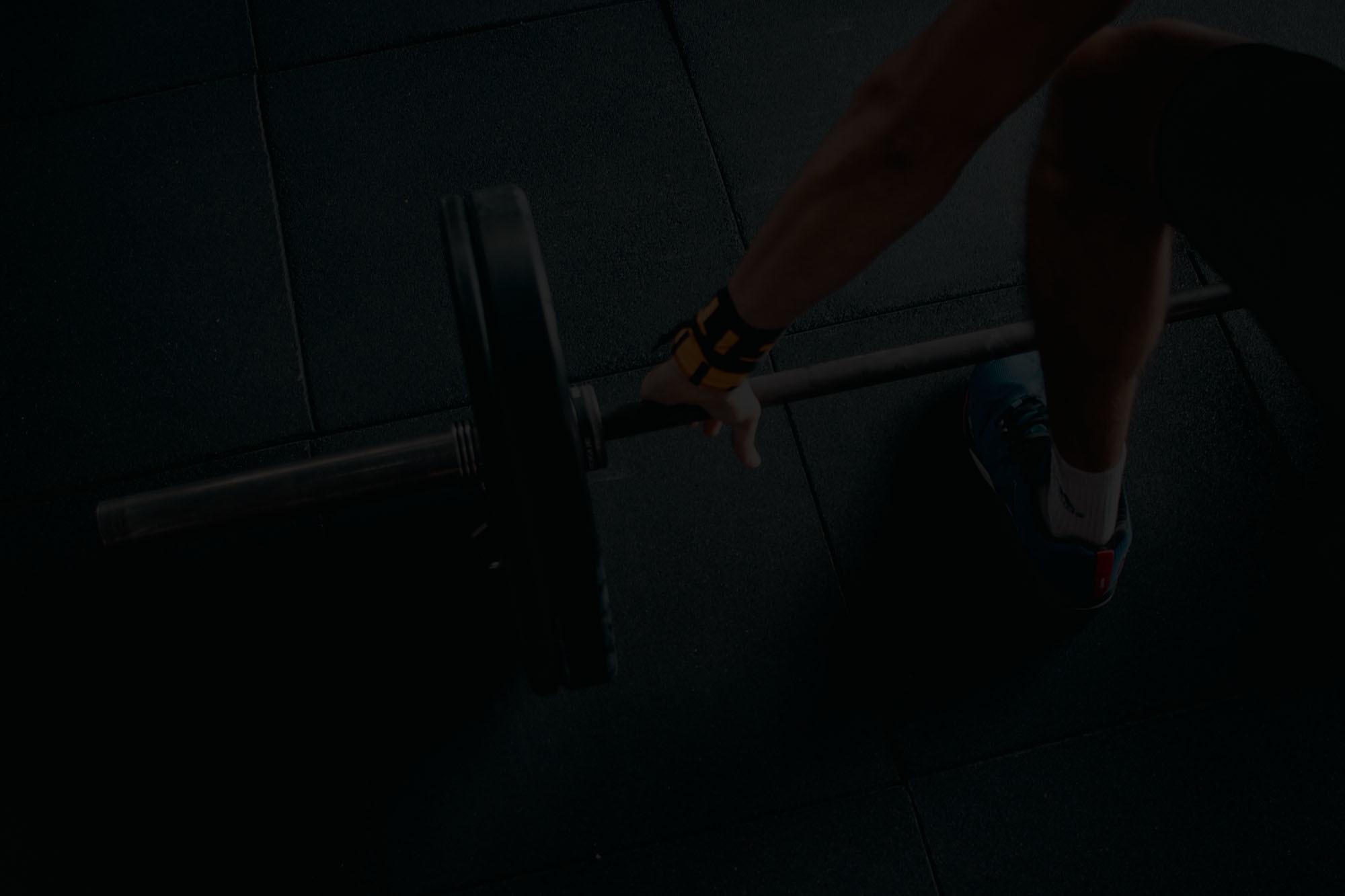 Vector training contact dark