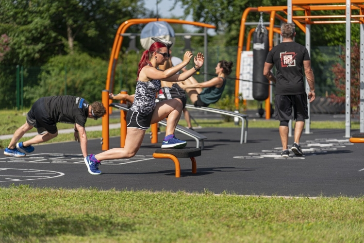 Active IQ level 3 award in instructing outdoor fitness