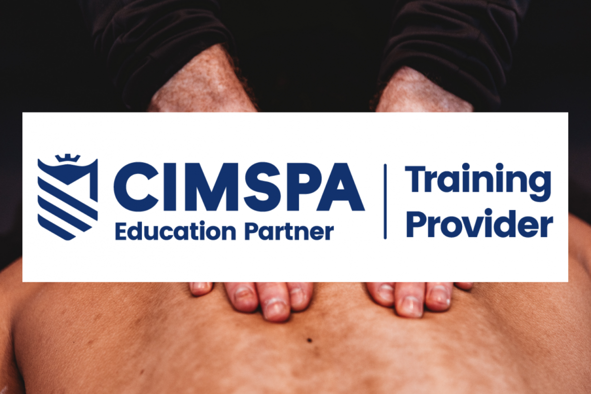 CIMSPA massage