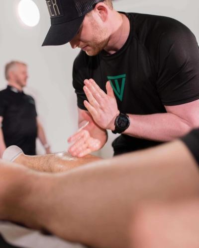 Vector training level 4 sports massage C