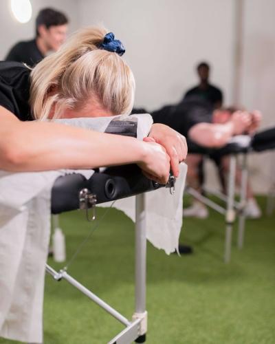 Vector Training massage course C