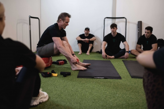 Barefoot course London