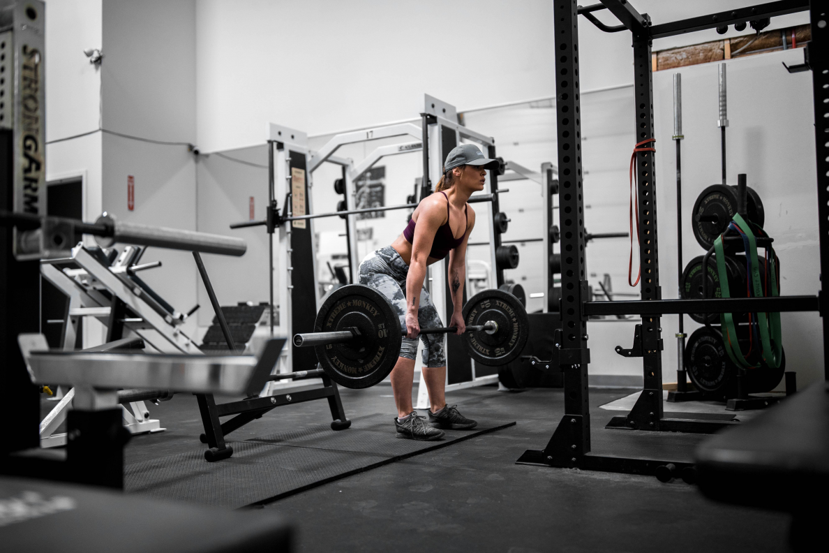 PT weightlifting
