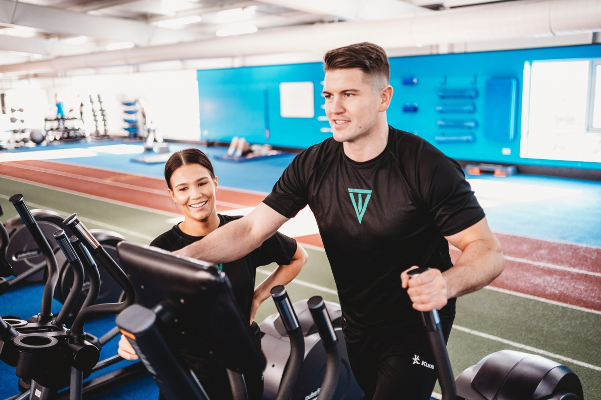 gym instructor course manchester