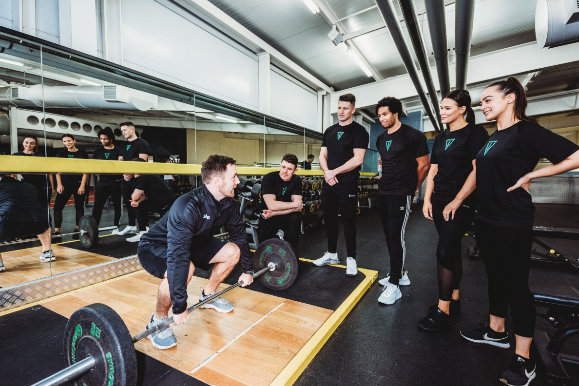 Level 3 diploma in gym instructing and personal training